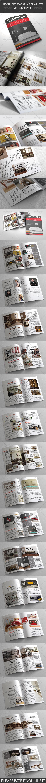 GraphicRiver Homeidea Magazine Template 5400964