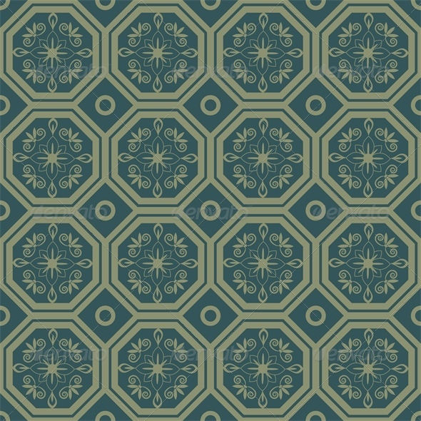 GraphicRiver Seamless Pattern 5401827