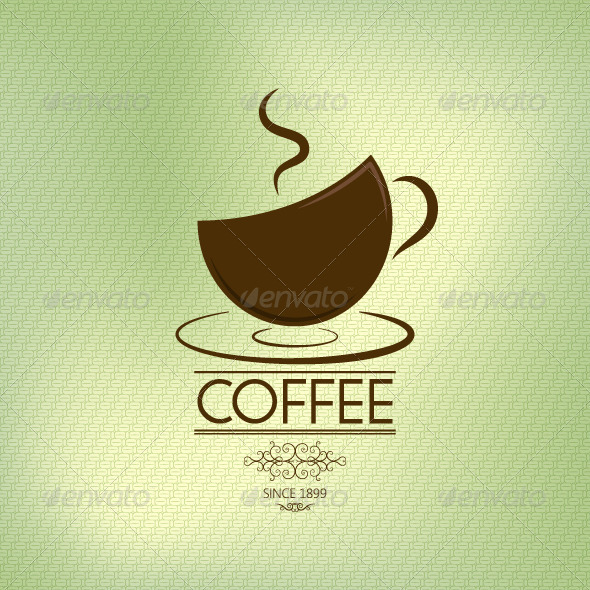 GraphicRiver Coffee Background 5402489