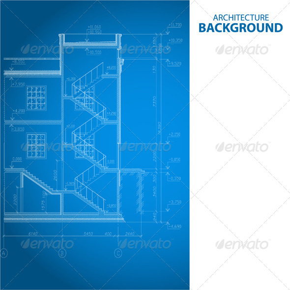GraphicRiver Best Architecture Background 5402664
