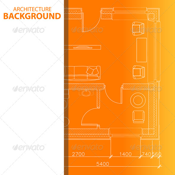 GraphicRiver Best Architecture Background 5403403