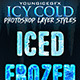 Icy Cold Photoshop Layer Styles - GraphicRiver Item for Sale