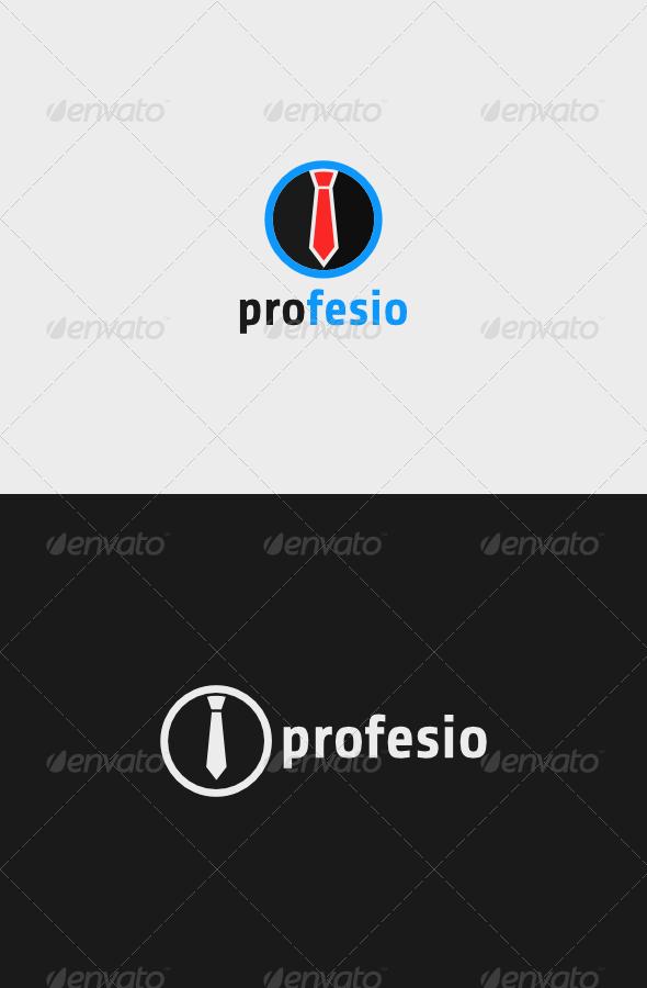 GraphicRiver Profesio Logo 5406081