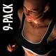 Sparking Arabesque - Full HD Loop - Pack 2 - 97