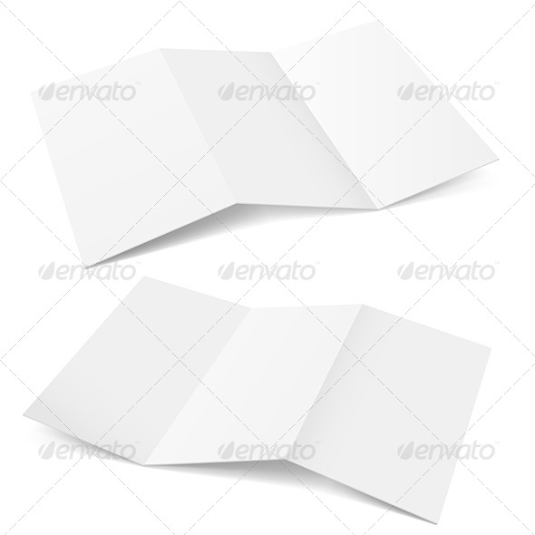 GraphicRiver Folded Paper 5408036