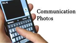 COMMUNICATON PHOTOS