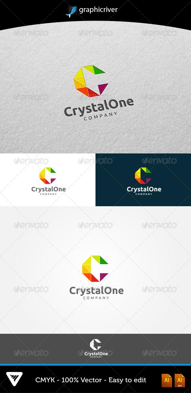 GraphicRiver CrystalOne 5392320