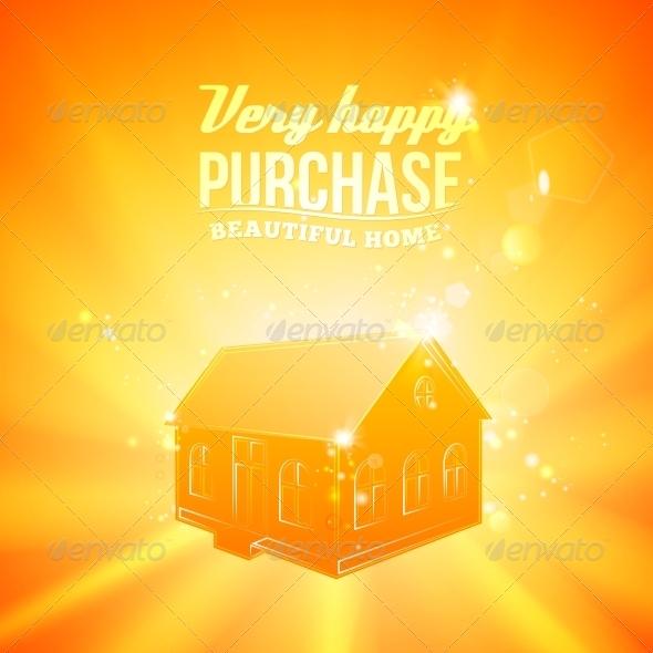 GraphicRiver Real Estate Concept 5411355
