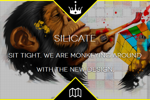 Silicate - Responsive Minimalist Coming Soon HTML