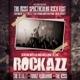 Rock Fest Flyer Poster - GraphicRiver Item for Sale
