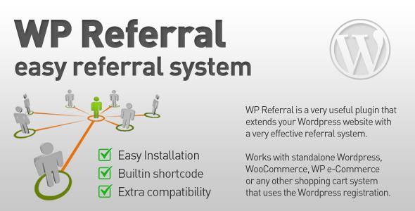 CodeCanyon WP Referral 5393776