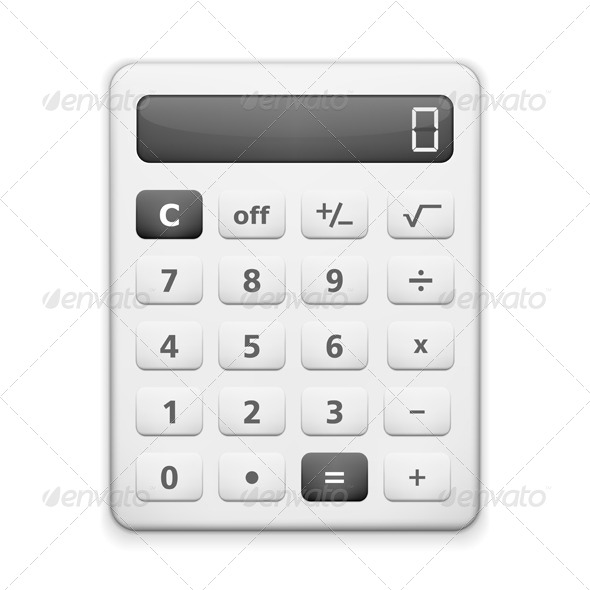 GraphicRiver Calculator 5412926