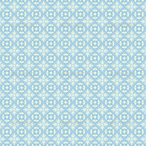GraphicRiver Blue Wallpaper 5413959