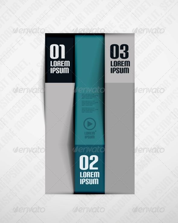 GraphicRiver Modern Minimal Infographics 5414153