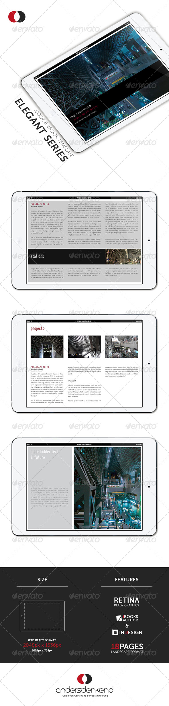 GraphicRiver Modern Tablet Template Vol.1 4733441