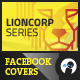 Lioncorp Series - Fb Covers - GraphicRiver Item for Sale