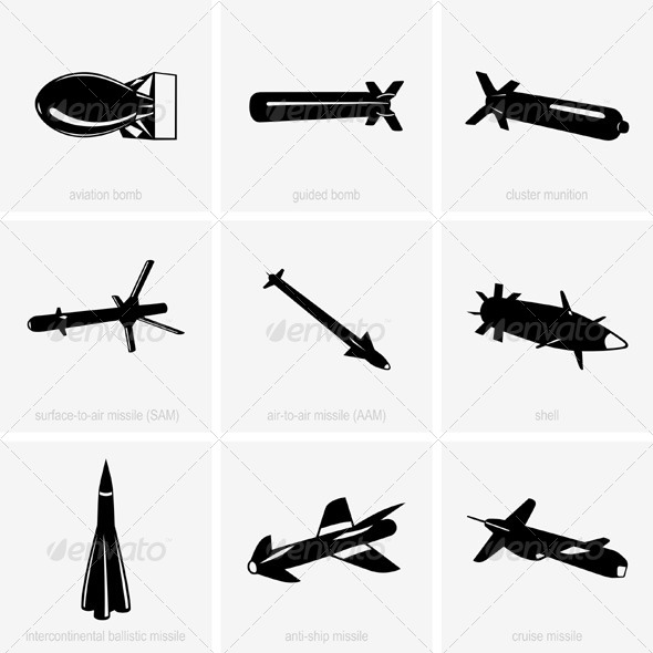 GraphicRiver Heavy Weapons 5414423