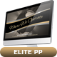 Elite Powerpoint Presentation Template - GraphicRiver Item for Sale