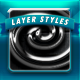 Professional Metal Layer Styles - GraphicRiver Item for Sale