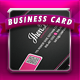 Clean Cute Business Card 6 - GraphicRiver Item for Sale