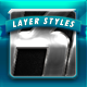 Clean Metal Layer Styles V2 - GraphicRiver Item for Sale