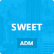 Sweet Dreams Premium Admin Template