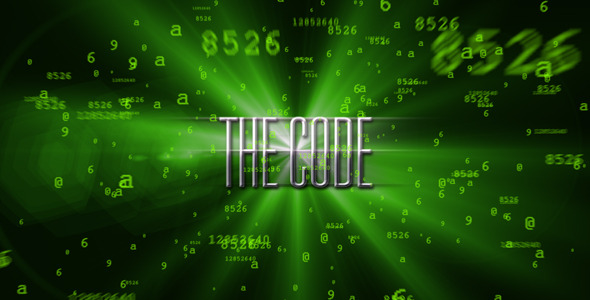After Effects Project - VideoHive The Code 556686