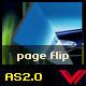 Dynamic flash pageflip template - ActiveDen Item for Sale