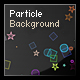 Particle background - ActiveDen Item for Sale