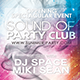Party Summer Club Flyer - GraphicRiver Item for Sale