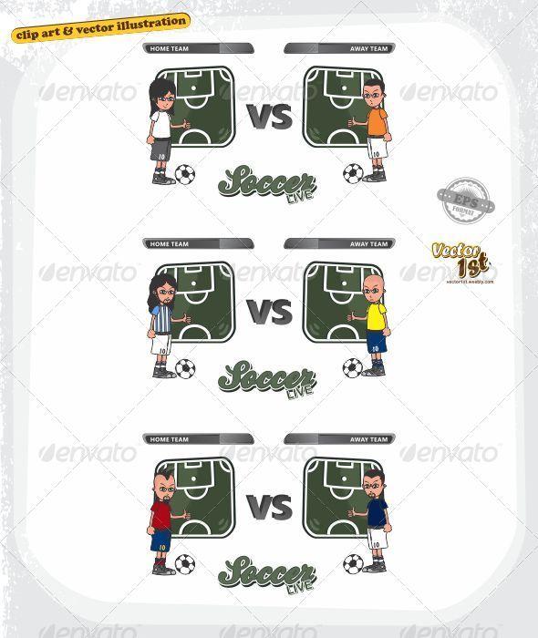 GraphicRiver Live Soccer 5416103