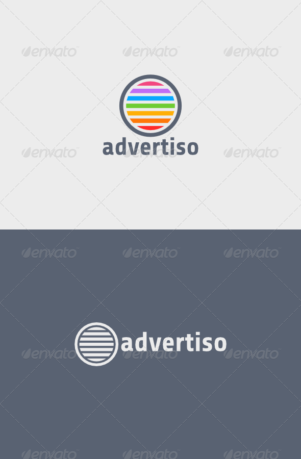 GraphicRiver Advertiso Logo 5405902