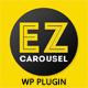 EZ Carousel - Modern WordPress Carousel Slider