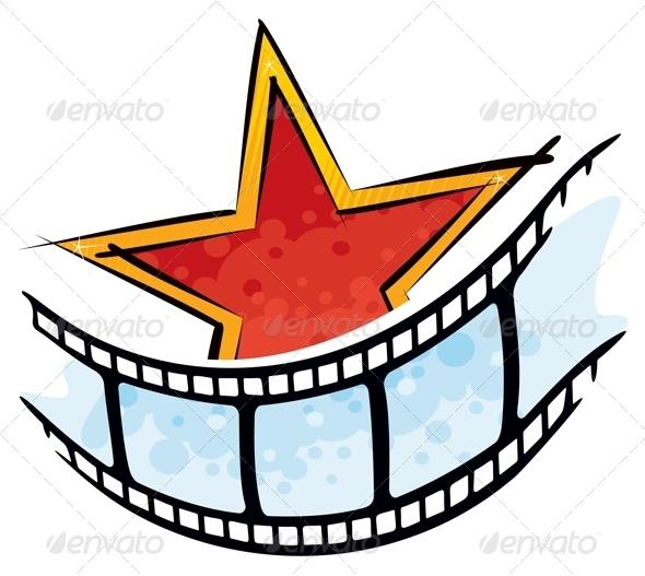 GraphicRiver Cinema Symbol 5419641