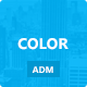 Color life - Premium Admin Template