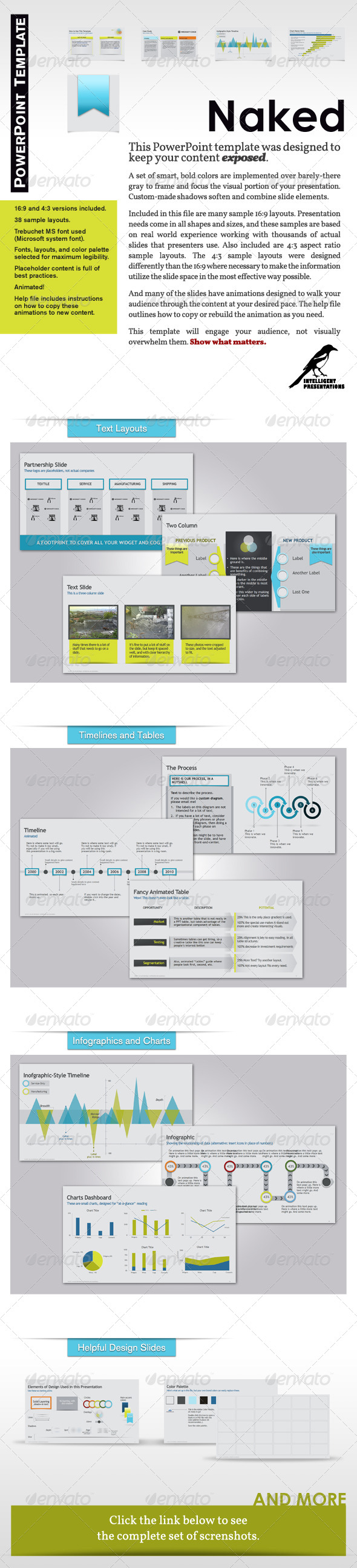 GraphicRiver Naked PowerPoint Template 5406436