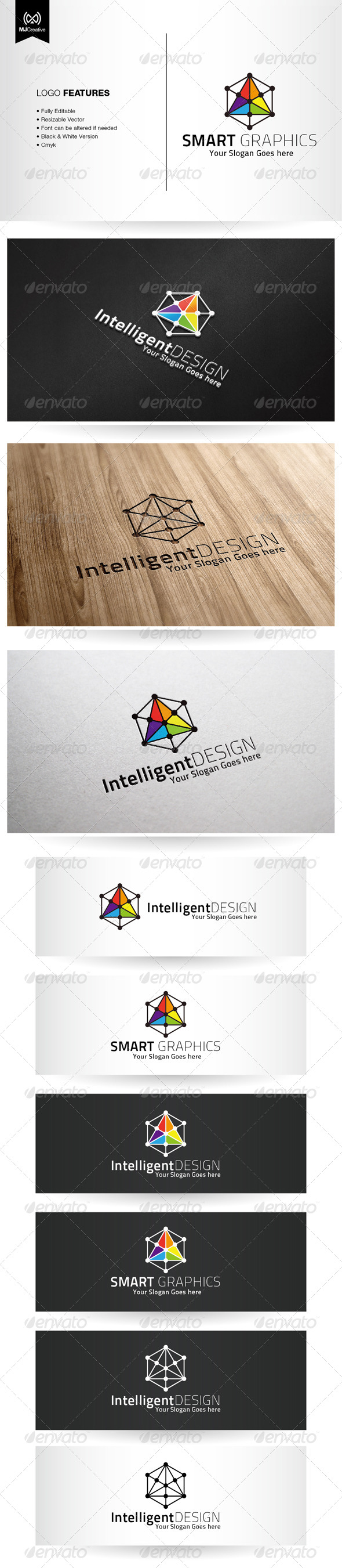GraphicRiver Graphics and Industrial Logo 5421498