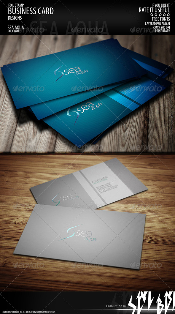 GraphicRiver Business Card 004 5271756