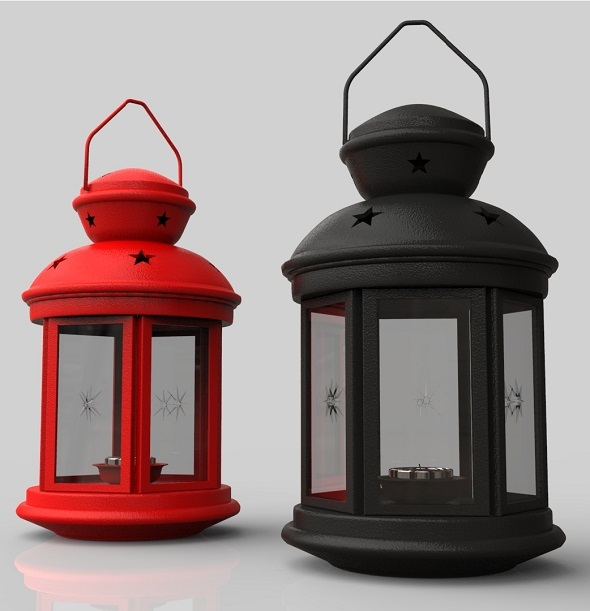 3DOcean Lantern 5403778