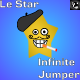 HTML5 Infinite Jumper: Le Star