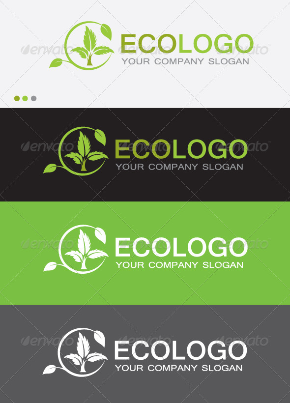 GraphicRiver Ecologo 5418878