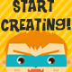 Creative Avatar Creator - GraphicRiver Item for Sale