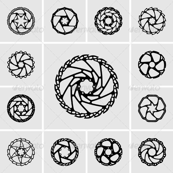 GraphicRiver Rotors 5424372