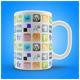Cups Mock-up Model3: Cup3 - GraphicRiver Item for Sale