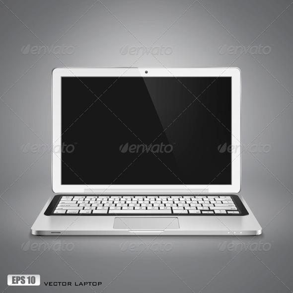 GraphicRiver Laptop 5351069
