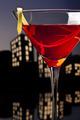 Metropolis Cosmopolitan Cocktail