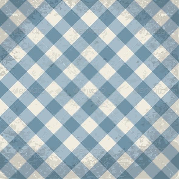 GraphicRiver Grunge Checkered Background 5425404