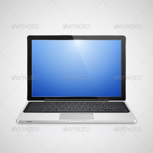 GraphicRiver Laptop 5351019