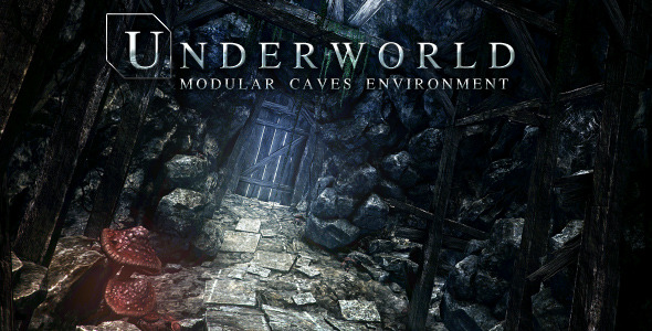 Underworld Modular Caves