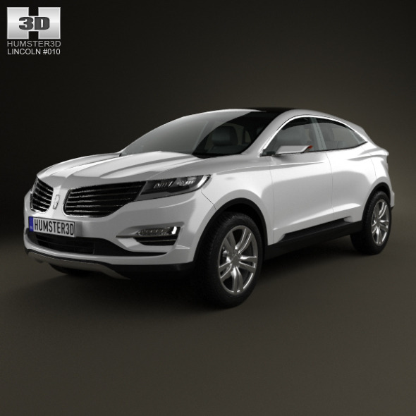 Lincoln MKC 2013 - 3DOcean Item for Sale